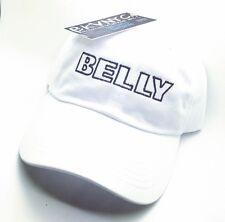 White BELLY Movie Dad Cap Hat