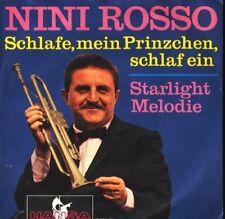 """Nini Rosso Schlafe, mein Prinzchen, schlaf ein  [7"""" Single]"""
