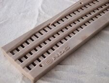 3 Ft. NDS 555S Mini Wave Channel Deck Drain Sand Grate