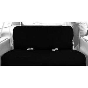 CalTrend SportsTex Rear Seat Cover for Toyota 2008-2013 Highlander - TY248