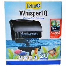 Tetra Whisper IQ Power Filter : 20 Gallons - Model: WL78001