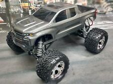 Silverado Z71 Trail Boss Custom Traxxas Stampede 1/10 RC Monster Truck 30+MPH