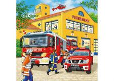 Ravensburger Fire Brigade Run 3 x 49 Piece Jigsaw Puzzles