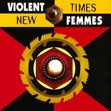 Violent Femmes New times (1994)  [CD]
