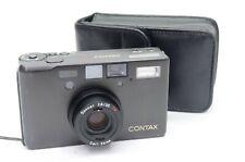 Contax T3 Black Point & Shoot 35mm Film Camera
