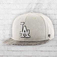 47 el fuego serpiente de tapa LA Dodgers sombrero gris serpiente MBL que Cap Cap Cap CAPI ha