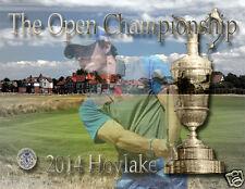 British Open 2014/Golf Poster/Hoylake/Royal Liverpool/The Open Championship