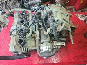 Yamaha FZR250 3LN  complete engine unknown condition