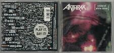 Anthrax  - Sound of White Noise (CD, May-1993, Elektra (Label))
