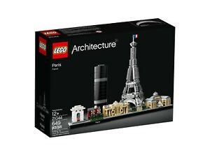 LEGO® Architecture 21044 Paris  NEU & OVP