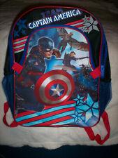 Marvel Endgame Avengers Team Captain America Backpack