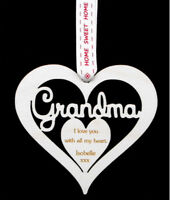 Personalised Plaque Mum Nanny Nana Auntie Grandma Gran Mother's Day Gift Present