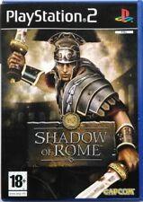 Gioco PS2 Shadow of Rome - Capcom Sony Playstation 2 Usato