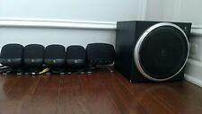 Logitech Z-640 Computer Speakers 5.1 Surround Sound SUBWOOFER (see description)