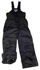 New Pulse Little Girls Boys Ski Bibs Snow Pants Insulated 4 5 6 6X waterproof