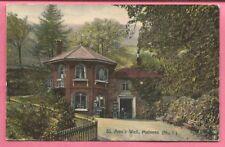 St. Ann's Well, Malvern (No. 1), Worcestershire postcard. Tilley's Series.