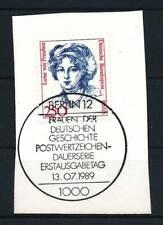 181918) Berlin Nr.845 Frauen gest. auf Briefstück