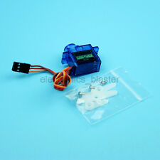 10pcs SG90 9G Micro Small Servo Motor for Robot Helicopter Airplane controls