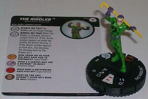 The le Sphinx FF006 Batman et Son Plus Grand Foes Du Joker Wild Heroclix Rapide