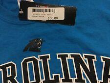 NFL CAROLINA PANTHERS Super Bowl 50 Event Logo T-Shirt 2XL NWT $33