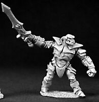 1 x BATTLEGUARD GOLEM - DARK HEAVEN LEGENDS REAPER miniature jdr rpg 03204