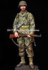 Alpine Miniatures US 2nd Armored 1944, 1:16 scale (120mm) Kit 16037 NIB Resin