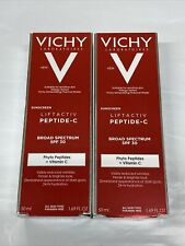 2-Vichy Laboratories: Liftactiv Peptide-C, Phyto Peptides, Vitamin C, 1.69 Fl Oz