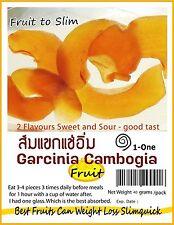 10x40g GARCINIA CAMBOGIA 100% FRUIT Slice Best Diet Weight Loss Slim Quick