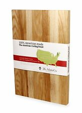 "J.K. Adams Ash Wood American Collection Cutting Board 15"" X 10"""