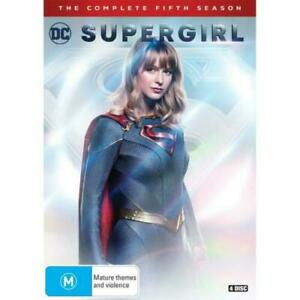 Supergirl Season 5 (2020) BRAND NEW Region 4 DVD