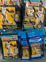 2019-20 Panini NBA Hoops PREMIUM Mega, Blaster, Hanger and Cello Many Options