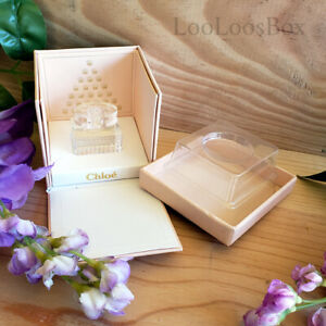 CHLOE by Chloe EDP 5 ml 0.17 oz. Mini Splash Travel Perfume NEW in Display Box
