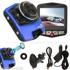 "Full HD 1080P 2.4"" LCD Car DVR Dash Camera Crash Cam G-sensor Night Vision"