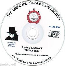 FUNKY  DEEP VOICE  FUNKY DJ JINGLES/RADIO LINERS-THE ORIGINAL BILL MITCHELL # 1