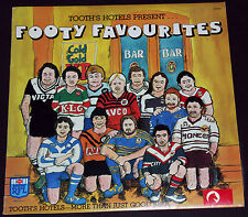 VINTAGE TOOTHS HOTELS PRESENTS FOOTY FAVOURITES LP