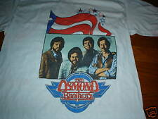 Osmond Brothers Band Concert Shirt Donny Marie 1984