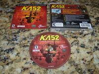 Ka-52 Ka52 Team Alligator Windows (PC, 2000) Game