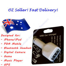 4 Port USB Car Charger (for iPhone / iPod / GPS / PDA and so on)