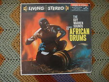 The Guy Warren Sounds Themes For African Drums 1959  LP RCA Victor LSP-1864