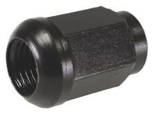 BEETLE CABRIO Wheel Nut, M14x1.5, R14 Radius, Black lightweight alloy
