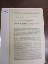 Vintage government report civil war Maritime canal company Nicaragua 1895 #32