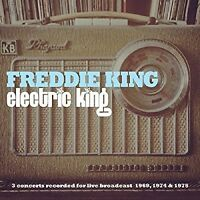 Freddie King - Electric King [New CD] UK - Import