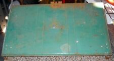 Coleman 413G Camp Stove Top with Wind Walls Good Condition