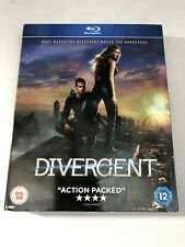Divergent  Blu-ray 2014 (NEW & SEALED)