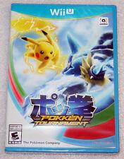 Pokken Tournament - Nintendo Wii U - NEW & SEALED