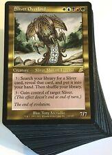 ***Custom Commander Deck*** Sliver Overlord, Tribal EDH Mtg Magic Cards