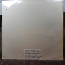 "The Beatles ""WHITE ALBUM """
