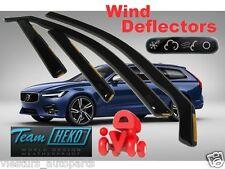 VOLVO V90 -   2016 -  5.doors  ESTATE  Wind deflectors  4.pc set  HEKO  31243