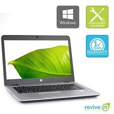 "HP EliteBook 840 G3 14"" Laptop Core i5 8GB 256GB SSD Win 10 Home 1 Yr Wty"