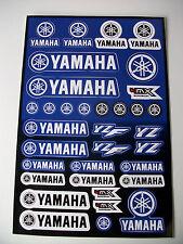 New Yamaha Decals Sticker Kit Yz Yzf Wr Wrf Dtr Dt Ttr Xt Xtz Tdm Xtx Ty Yfm R6